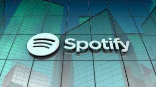 Editorial, Spotify building