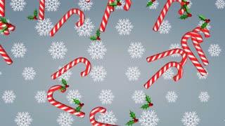 Xmas background animation, eve, celebration, decoration, season.