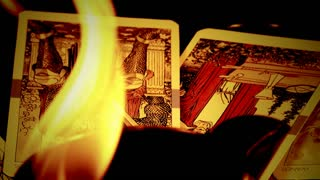 Magical Witchcraft Fortune Teller Mystical Tarot Cards 3