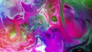 Paint Explode Blast Movement 1