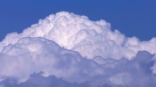 Soft Clouds On Sky 15