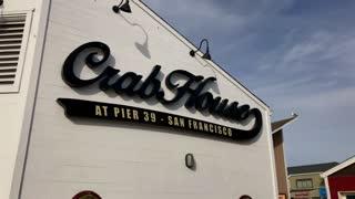 Crab House San Francisco pier