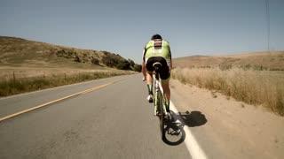 San Diego bike race pov 3