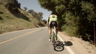 San Diego bike race pov 4