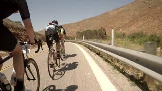 San Diego bike race pov 5