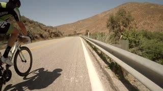 San Diego bike race pov 6