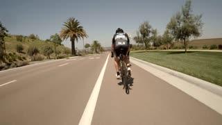 San Diego bike race pov 7