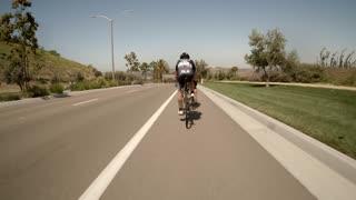 San Diego bike race pov 8