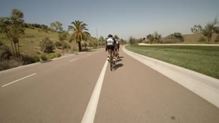 San Diego bike race pov 9