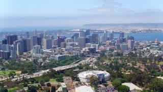 Balboa Park and Downtown San Diego