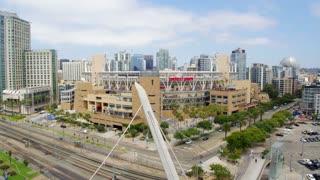 Baseball Stadium in San Diego