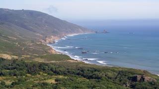Big Sur Coastline by Aerial Drone