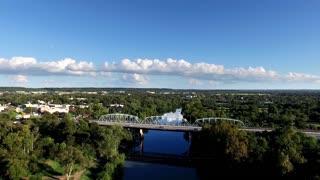 Bridge Crosses Lower Colorado River
