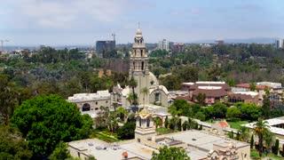 California Tower in Balboa Park