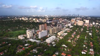 Coral Gables Flyover by Aerial Drone