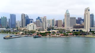 Downtown San Diego and Waterfront