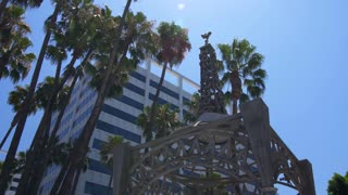 Hollywood Walk of Fame Monument