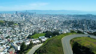 Homes that Overlook San Francisco and the Bay Area