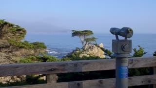 Telescope at Lone Cypress in Pebble Beach