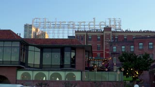 View of Ghirardelli sign in San Francisco 2