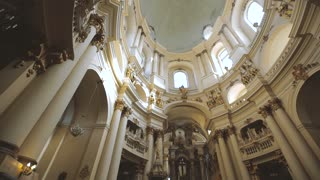 Architecture Church Interior Lviv Ukraine