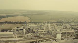 Big Industrial Factory