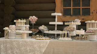 Design Wedding Candy Bar