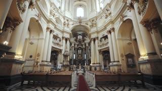 Dominican Church in Ukraine Lviv