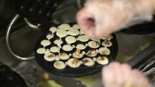 Industrial Waffle Maker