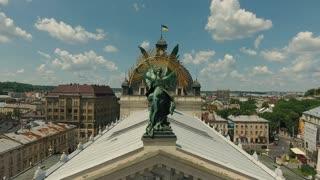 Opera Old City Lviv, Ukraine