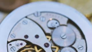 Vintage Watch Gears