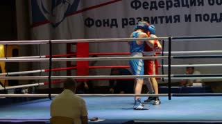 Boxing Championship among teenagers