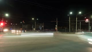 City Street Timelapse