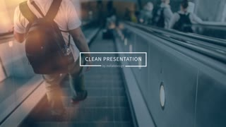 Clean Corporate Presentation
