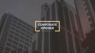 Corporate Opener