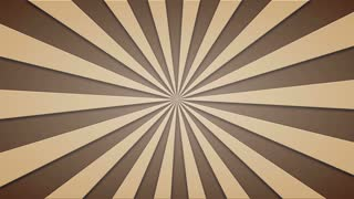 Footage animated background of brown beams. loopable 4k video.