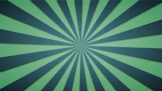 Footage animated background of green beams. loopable 4k video.
