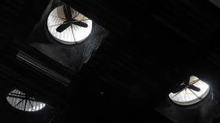 4K Factory Ventilation roof fan