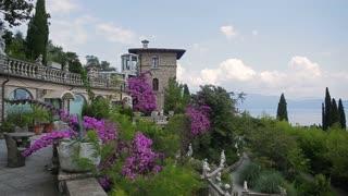 Hotel Gardone Riviera in Italy