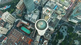 Amazing Aerial Views of Shanghai