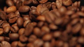 Coffee Beans  Sliding camera