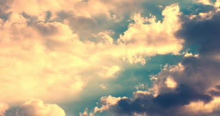 Clouds sky. Timelapse of clouds sunset. Sunlight through clouds. Clouds timelapse. Time lapse of golden clouds on blue sky. Orange fluffy clouds. Heaven clouds. Amazing nature backgrounds. Sky clouds
