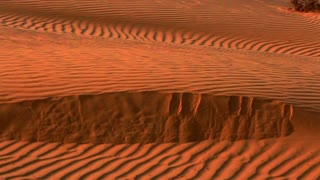 Desert sand dunes wave pattern. Sand dunes in sahara desert. Desert landscape wave pattern. Sand dunes in Arabian desert. Orange sand dunes wave pattern. Sand waves in desert. Sand background. Textured sand