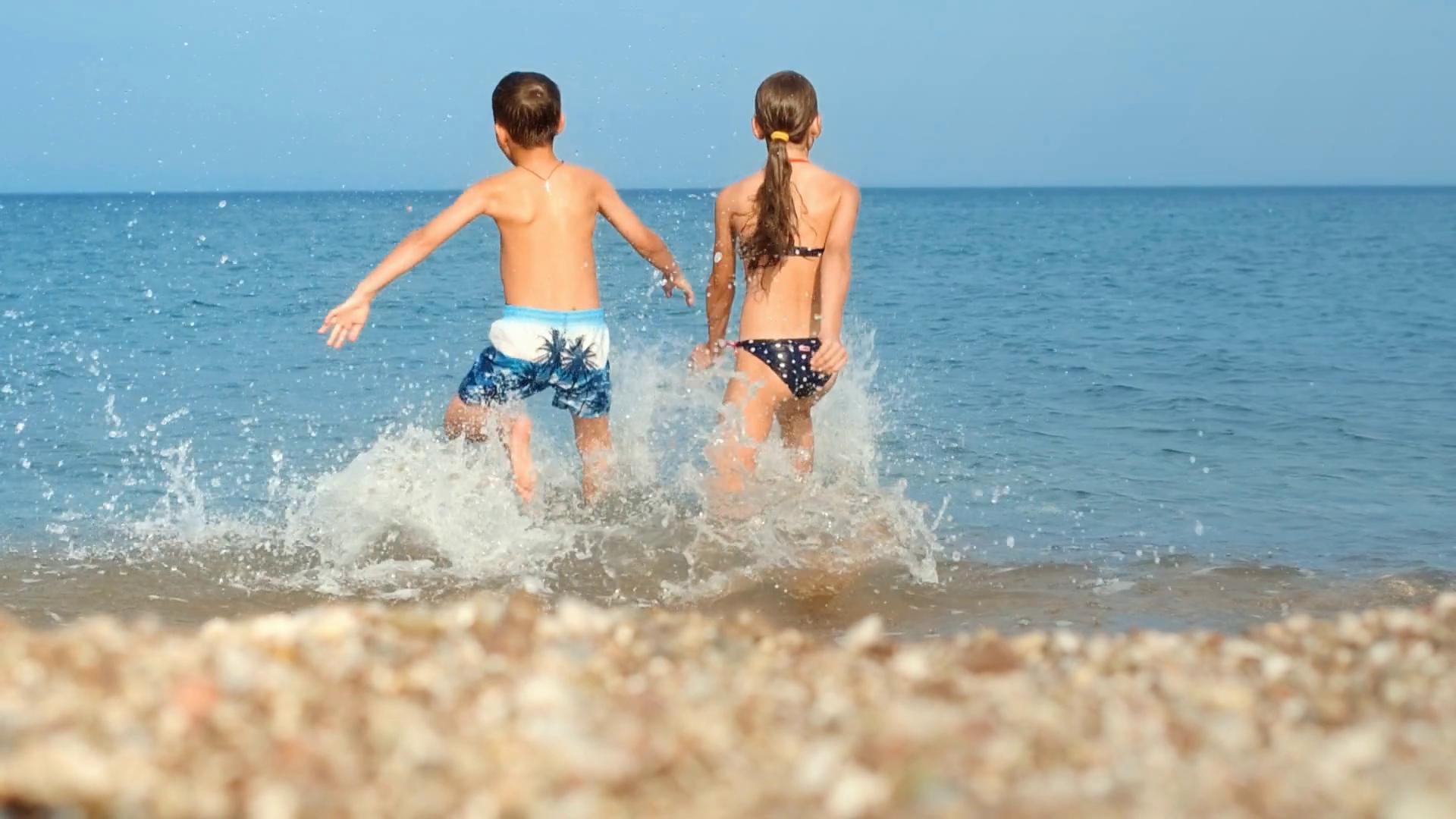Summer At Sea
