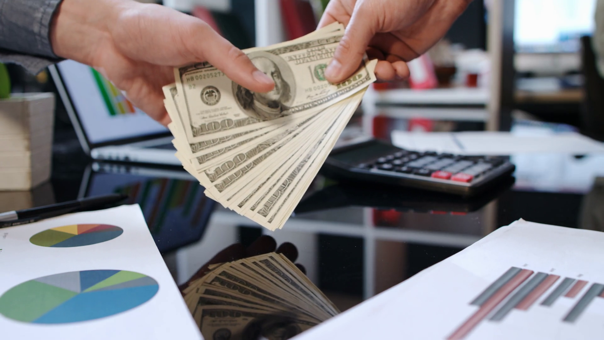 how to make quick cash in hand