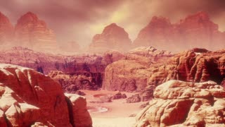 Martian Landscape Three