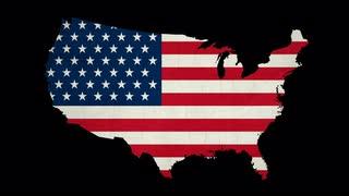 USA Map Transparent
