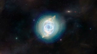 Cats Eye Nebula Approach