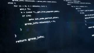 Computer Code White