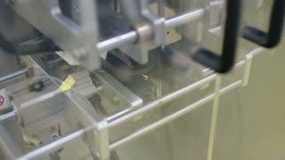 Industral packaging machine